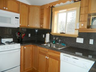 Carrabassett Valley house photo - Brand new kitchen