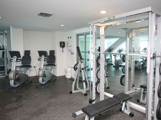 Cupecoy condo photo - State-of-the-art GYM