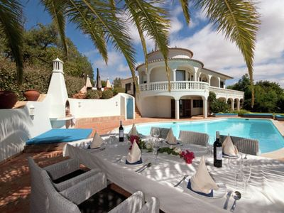 Superb villa with private swimming pool at 10 minutes from Silves.