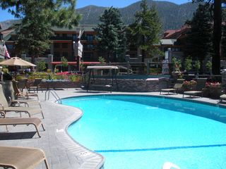 Heavenly Valley studio photo - Outdoor Swimming Pool at the Stardust Tahoe