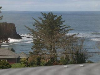 Depoe Bay townhome photo - view!!