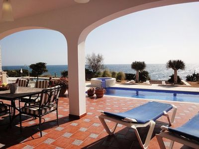 Dreamvilla with magnificent Sea Views, Private Pool, Outdoor Jacuzzi!