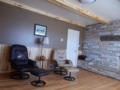 Stay Here , UW Football or Basketball games, Snowmobiling, Skiing, Snowshoeing