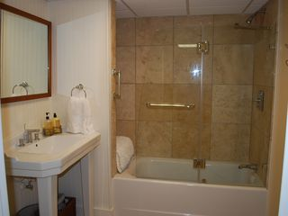 Point Lookout house photo - Entry Level Suite Bath
