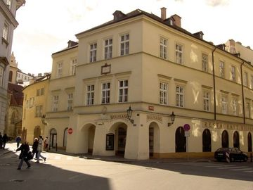 Old Town apartment rental - Mozart Apartment Prague Old Town