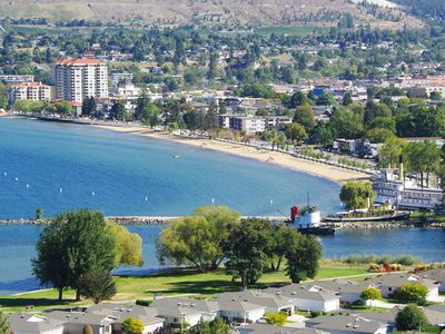 "Penticton is the best place in Western Canada for ""Snowbirds"""