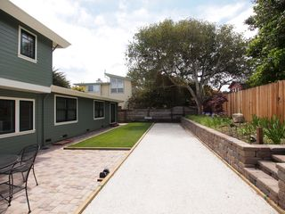 Pacific Grove house photo - Everyone can play bocce ball. All the equipment and rules are provided.