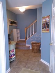 Sunset Island Ocean City townhome photo - Entry Foyer