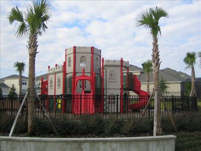 Windsor Hills villa rental - Amazing Windsor Hills Castle Playground