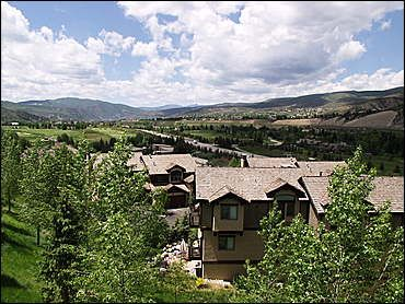 Expansive Views of Castle Peak and Arrowhead Golf Course