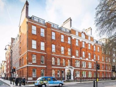 Bloomsbury apartment rental
