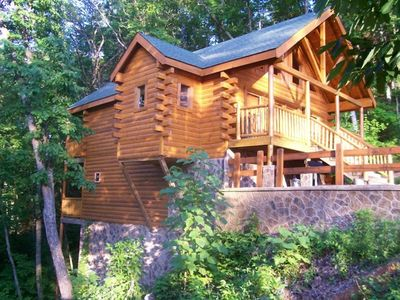 BOOK FROM OUR WEB SITE - btcabins.com or view all our VRBO properties
