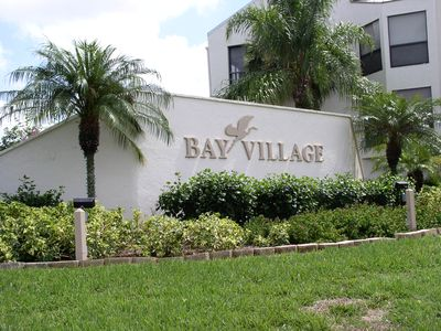 Bay Village Entry