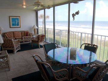 Ponte Vedra Beach condo rental - Now here is where to enjoy your morning coffee or cocktail in the evening...