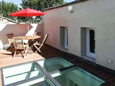 Atypical apartment with terrace in the historic center Avignon