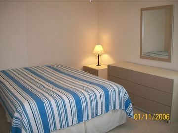 2nd BR with Double bed and Twin Bed