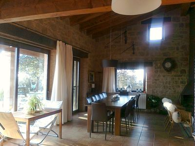 Caseta de l'Estany magnificent house with spectacular views