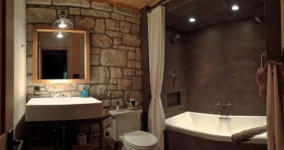 Luxury Bed & Bath Suite Available Nightly...