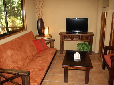 Living room - Villa Pochote