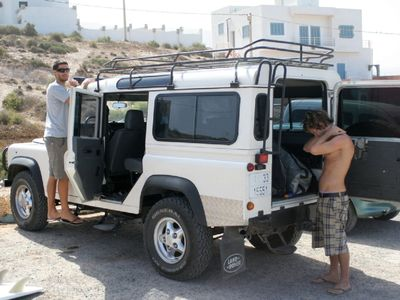 Surf Excursions and Transport Available