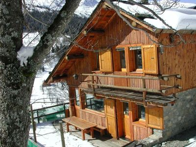 Beautiful Authentic And Cozy Family Chalet In Meribel