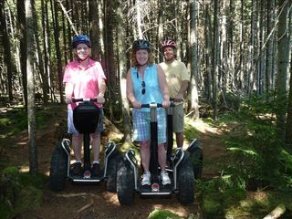 Snowshoe Mountain condo photo - Segway rentals are a blast!