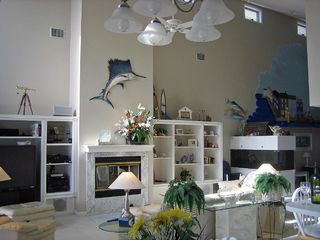 Tarpon Springs house photo - Living Room