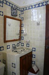 Akumal condo photo - The 2nd Bathroom done in all talavera tiles