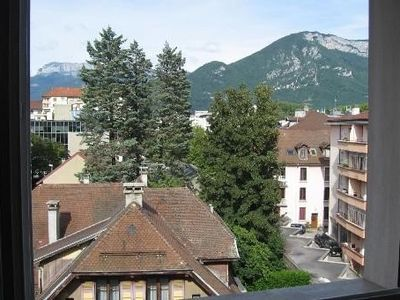 Annecy City Centre 2 Rooms With Garage