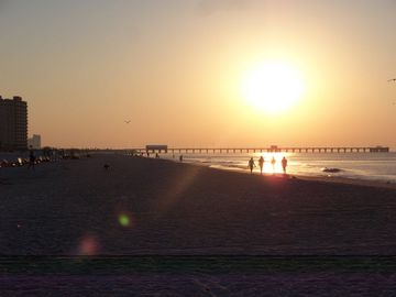 Early Morning - Near Gulf Shores Pier