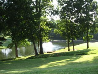 Branson condo photo - The resort grounds are beautiful!