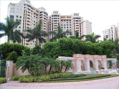 Cape Marco condo rental - The Monterrey