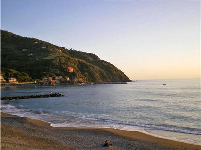 Apartment for 5 persons close to the beach in the Cinque Terre