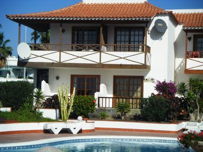 Costa Adeje house rental - The Villa