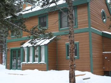 Blue River house rental - Snowy Cozy Cabin in the woods