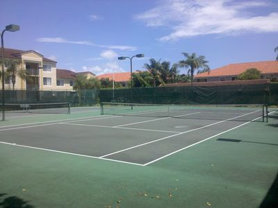 2 Tennis Courts (Lighted)
