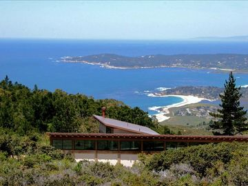 Carmel Highlands house rental - Point Lobos 1,200-Foot Ridge-Top Setting