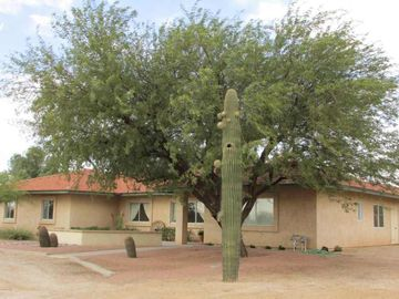 Casa Grande bungalow rental - Front View