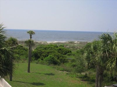 Isle of Palms house rental - View from house