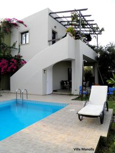 Chania cottage rental