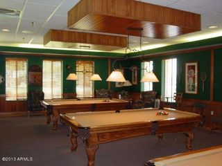 Chandler house photo - Billiards Room