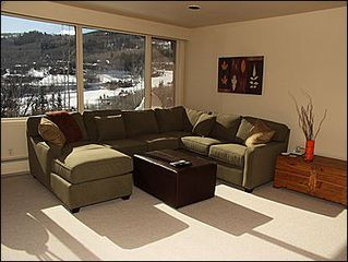 Snowmass Village house photo - 2nd Family Room with FlatscreenTV