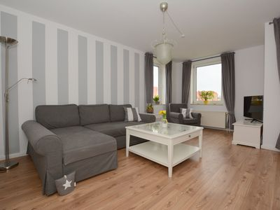 TOP 2 BR. Apartment from 38 €, STRANDKORB BEACH, beach, WiFi, 2 bicycles