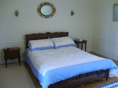 Saint Thual house rental - Aragon bedroom