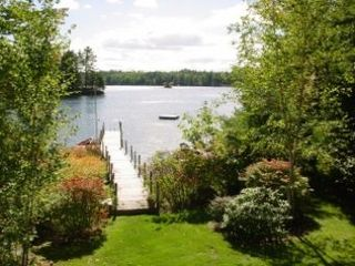 Moultonborough house photo - View From Deck