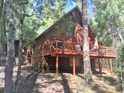 Mountain Cabin In Sequoia National Monument