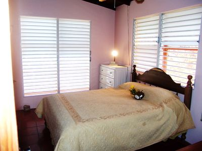 Bequia villa rental - Second bedroom