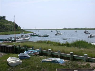 Oyster River/Nantucket Sound/Atlantic Ocean Access