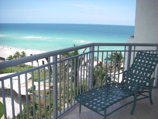 Sunny Isle condo photo - Ocean View from Balcony