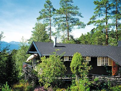 Vacation home Jondal  in Kysnesstrand, Western Norway - 6 persons, 3 bedrooms